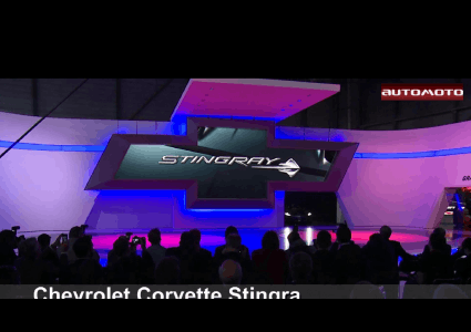 previous118 - Chevrolet Corvette Stingray Cabriolet feiert Weltpremiere