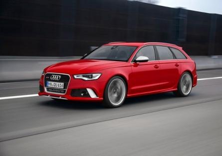 Audi RS 6 Avant - Der neue Audi RS 6 Avant