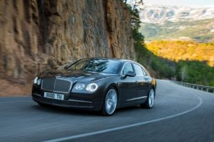 Bentley Flying Spur 310x205 - Weltpremiere des neuen Bentley Flying Spur