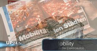 i-Mobility Ausstellung in Stuttgart für nachhaltige Mobilität