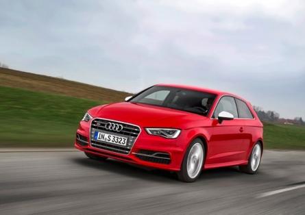 Audi S3 - Audi S3