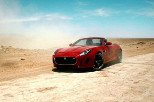 Jaguar F TYPE 310x205 - Jaguar F-TYPE ist World Car Design of the Year