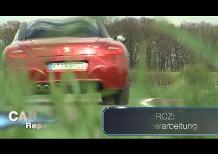 Vorstellung Peugeot RCZ - Gelungene Uberarbeitung