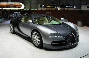 Bugatti Veyron 310x205 - Wohin mit den Lottomillionen?
