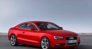 Der Audi A5 - Mittelklassewagen mit tollem Design