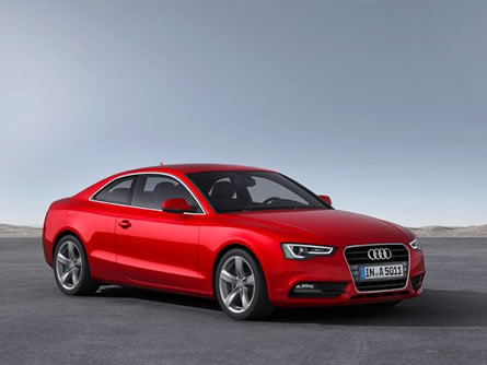 Audi A5 Coupe 2.0 TDI ultra - Audi A5 Coupé 2.0 TDI ultra