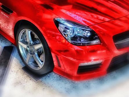 Mercedes Benz - High Quality Tuning aus dem Hause Chrometec