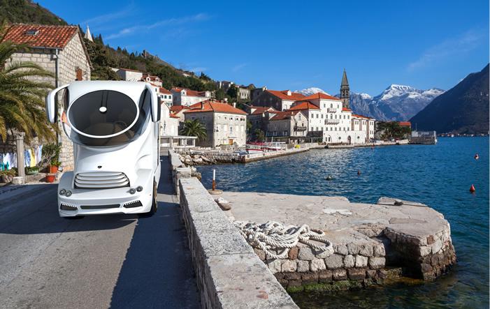 Marchi Mobile Reise - Marchi Mobile Reisemobile - Mehr Luxus geht nicht