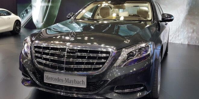 Puren Luxus erleben mit dem Mercedes-Maybach